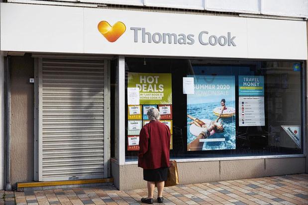Le naufrage de Thomas Cook
