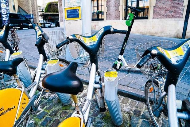 Villo! offre un abonnement gratuit de six mois pour décongestionner les rues de Bruxelles