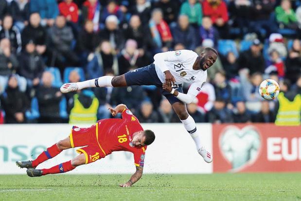 Équipe de France: lendemain de veille