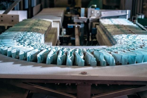 Ontex prévoit l'ouverture de sa première usine aux États-Unis