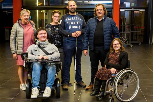 Toegankelijkheidsraad Jabbeke legt zich toe op bewustmaking