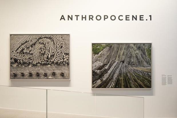 Anthropocene: la trace de l'homme moderne