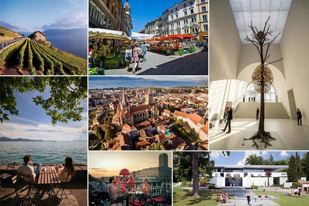 Une escapade à Lausanne, meilleure petite ville du monde