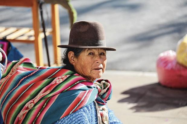Achterkrant 3: De Andes op zijn extreemst