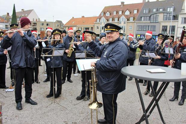 Grote opkomst voor nieuwjaarsreceptie in Oudenburg