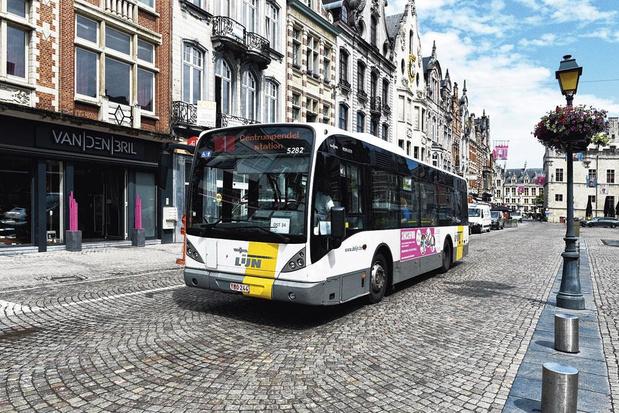 Chez De Lijn, des bus en panne de conducteurs