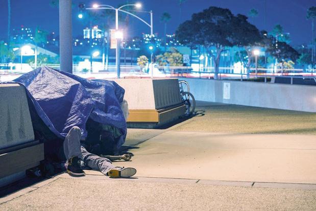 Démence précoce chez les sans-abris