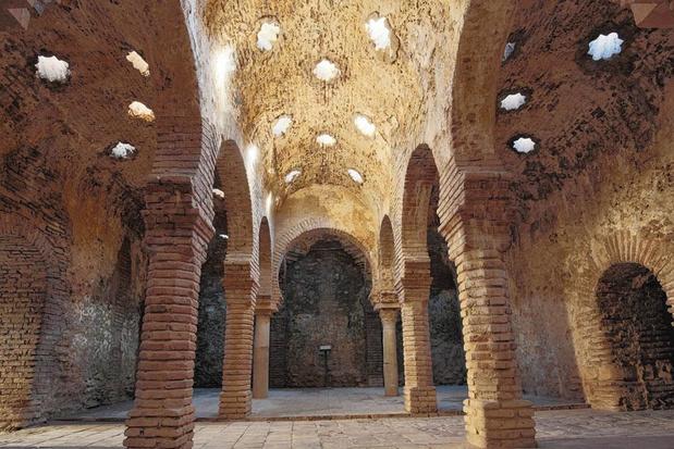 Moorse baden en balnearios