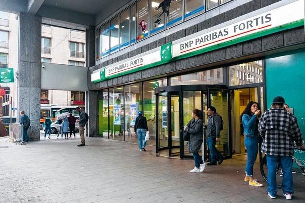 Le nombre d'agences bancaires pourrait encore diminuer en Belgique...