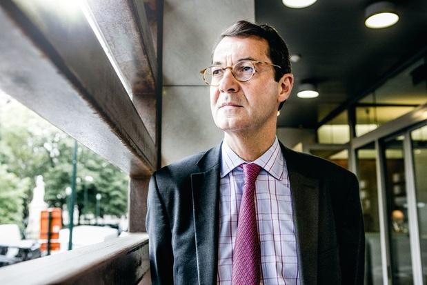 Technocraat Bruno Colmant moet het vuile werk opknappen bij Degroof Petercam