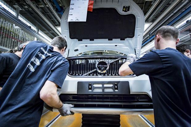 'Volvo Cars eind deze maand naar de beurs'