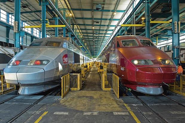 Thalys et Eurostar réduisent encore un peu plus la cadence
