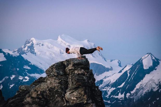 Le yoga en montagne, pour revenir à l'essentiel