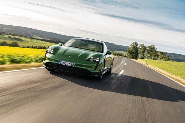 De Taycan: de start van het 'full electric' tijdperk bij Porsche