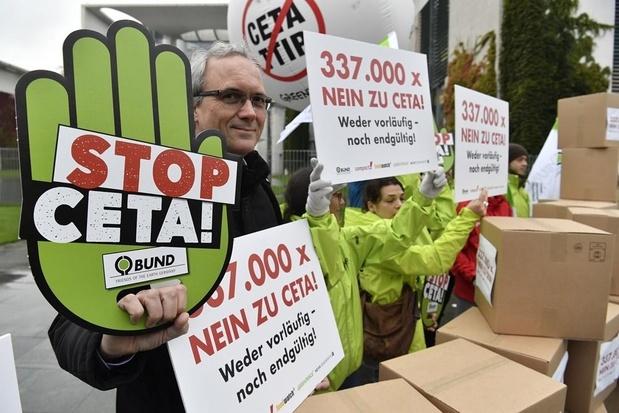 'Hoe moet het verder na CETA?  Magnette heeft juridische slag verloren, maar niet de politieke strijd'