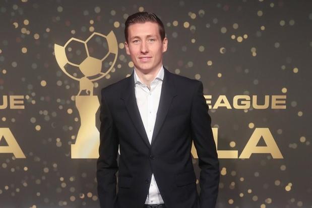Hans Vanaken volgt zichzelf op als Profvoetballer van het Jaar