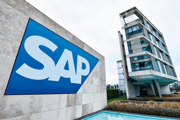 SAP conclut un accord 'cloud' avec Microsoft
