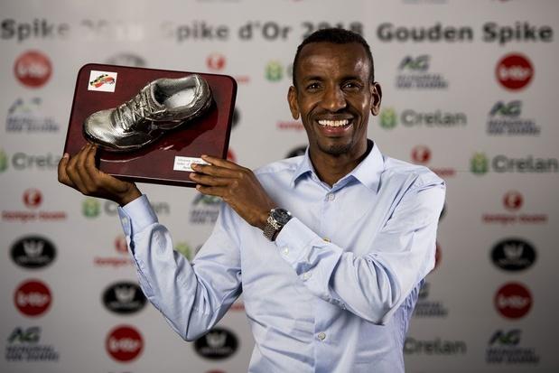 Bashir Abdi breekt 24 jaar oude marathonrecord van Vincent Rousseau