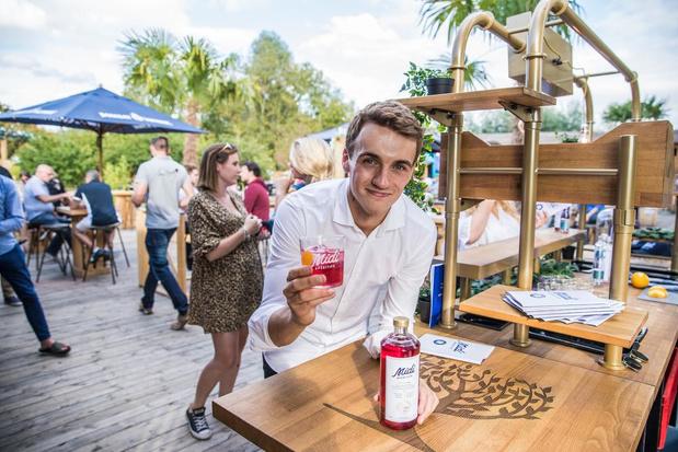 Jonge Wevelgemnaar lanceert na zijn eigen gin nieuwe aperitief