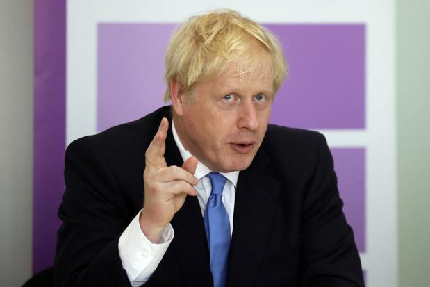 Le Premier britannique Johnson promet plus d'argent pour le NHS grâce au Brexit