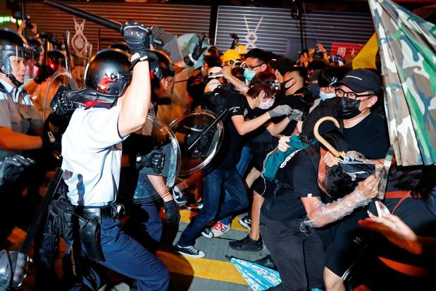 'Hongkong is het symbool dat welvaart niet volstaat'