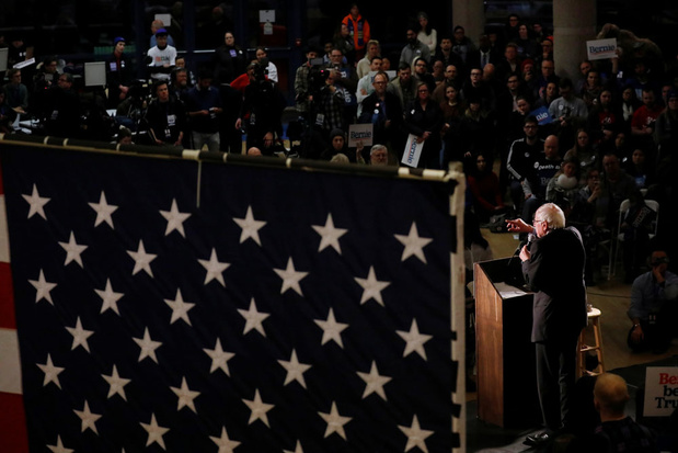 'In Europa was de Amerikaanse Democratische partij al lang gesplitst'
