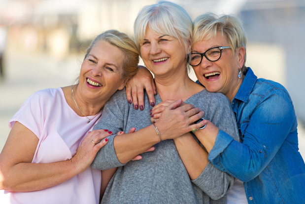 Een gezonde levensstijl en ouder dan 50 jaar?