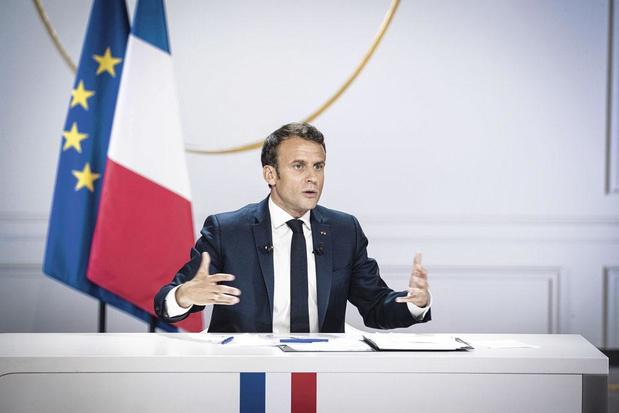 Macron en renfort des pépites françaises de la tech