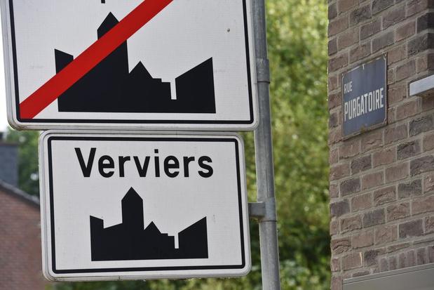 Entre 350 et 400 membres du personnel du CHR Verviers en grève, l'hôpital au ralenti