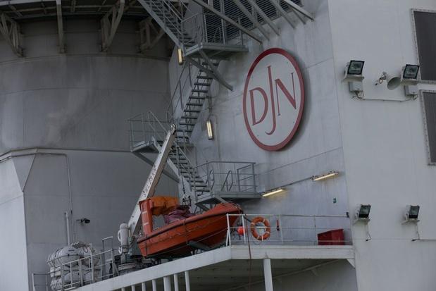 Jan De Nul bestelt nieuw schip voor windpark