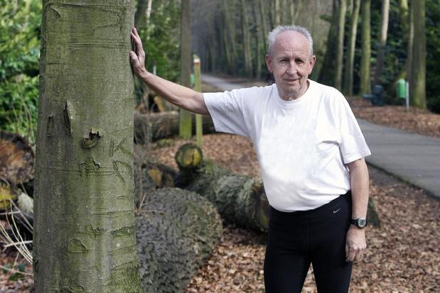 Voorvechter van loopsport Walter Vanhoutte overleden
