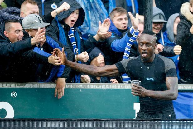 Het mysterie Diagne bij Club Brugge: 'Hoe houd je iemand als Diagne bij de les?'