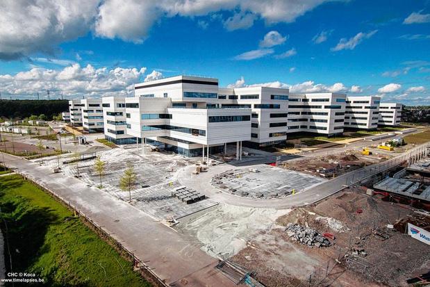 La Clinique du MontLégia ouvrira ses portes en février 2020