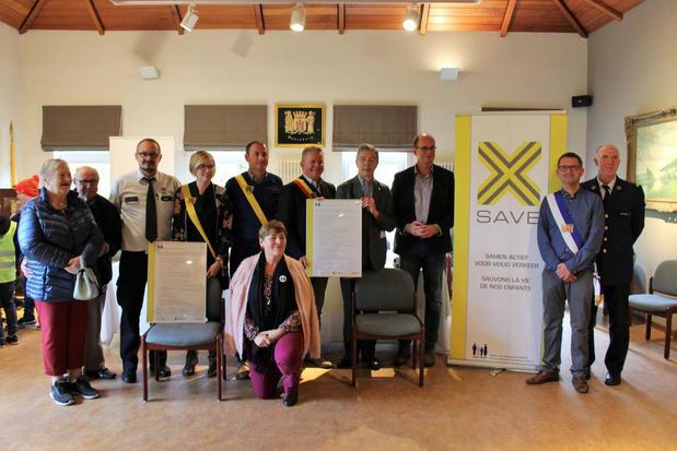 Oudenburg ondertekent SAVE-charter