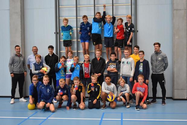 Tienersportkamp in Diksmuide neemt vliegende start