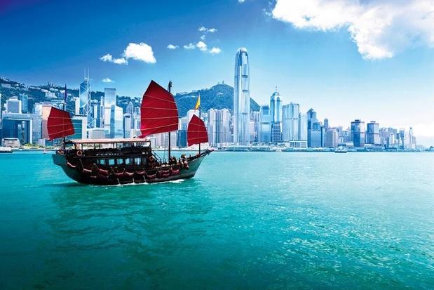 'Google, Facebook en Twitter dreigen met vertrek uit Hongkong'