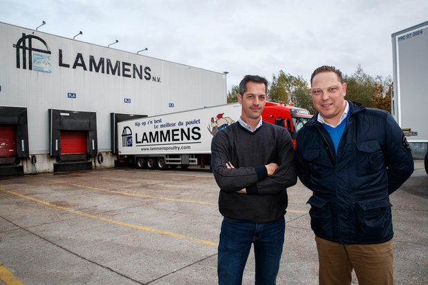 Niet GroenlandKip maar Plukon zal failliete pluimveeslachterij Lammens overnemen