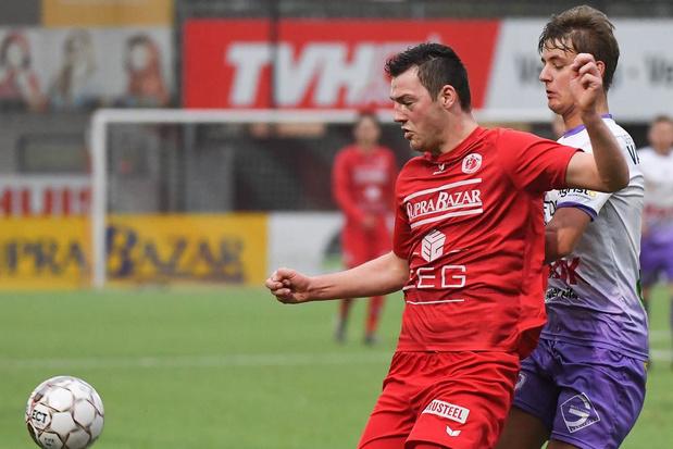 FC Gullegem kan niet winnen van Merelbeke