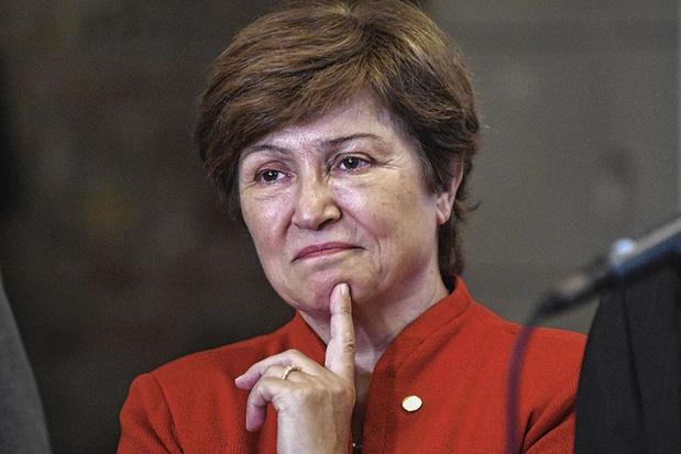 Georgieva, candidate de la division