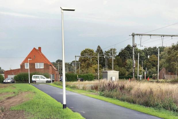 Torhout schakelt over op openbare ledverlichting