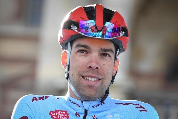 Oud-winnaar Jens Debusschere medekopman bij Katusha Alpecin