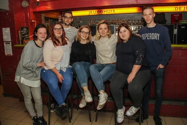 Nieuw bestuur redt jeugdhuis De Jukte, zaterdag meteen eerste fuif