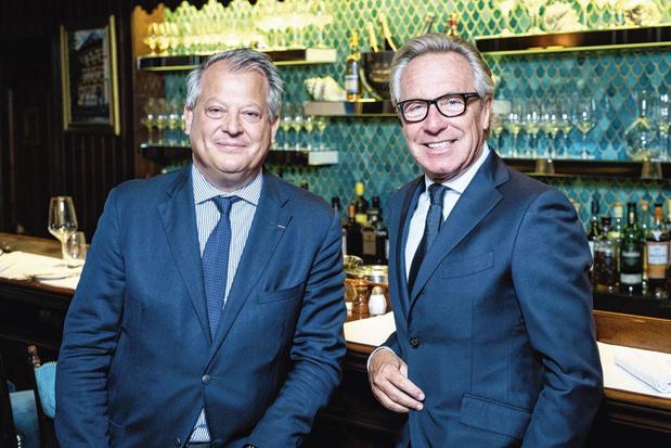 Nous avons réuni Roland Cracco et Edouard Vermeulen: amitié, mobilité, piétonnier