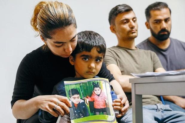 Décès de Mawda: le chauffeur de la camionnette a été livré à la Belgique