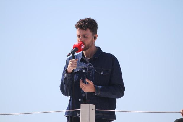 Nederlandse Eurosongwinnaar treedt op in het Q-Beach House