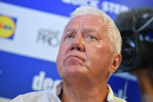 Patrick Lefevere wordt bestuurder bij Anderlecht