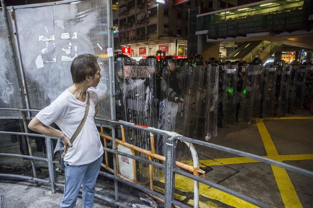 Belgische ondernemers in Hongkong: 'Niemand weet hoe dit zal aflopen'