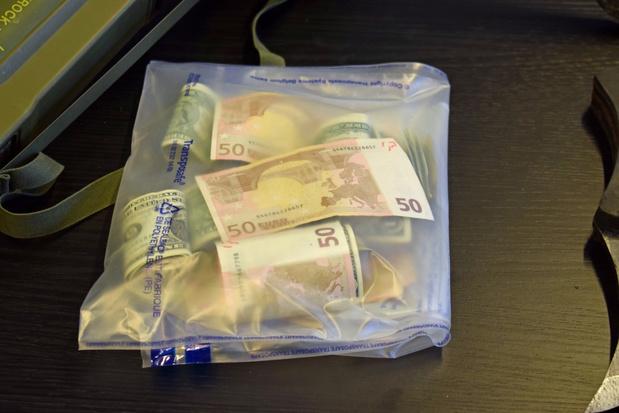Federale politie neemt recordbedrag misdaadgeld in beslag