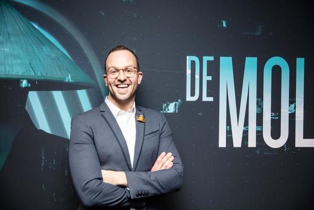 """VIDEO - West-Vlaming Bas verliest gracieus in De Mol: """"Altijd tot het uiterste gegaan"""""""