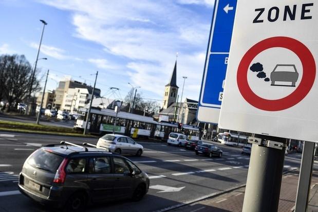 'De lage-emissiezones gaan gebukt onder de Belgische ziekte van vrijblijvendheid'